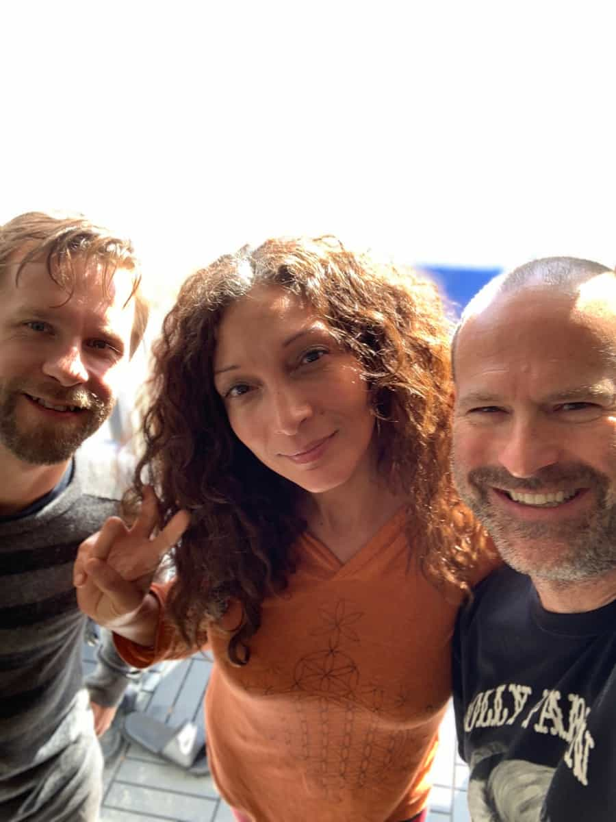 Ondist // Los Angeles based dreamtronica trio